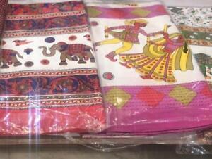 Original Jaipuri king  Bed sheet