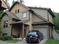Vacation home in Canmore