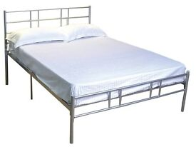 METAL BED FRAME MORGAN FROM £59 IN DIFFERENT COLOURS AND SIZES!! DELIVERY AVAILABLE!!