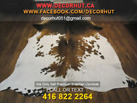 Brazilian Cowhide Rug Area Rug Carpet Cow Hide Leather