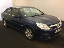 2007 Vauxhall Vectra 1.8 i VVT Exclusiv 5dr Petrol blue Manual
