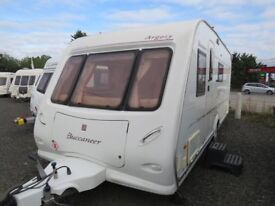 2005 BUCCANEER ARGOSY * FIXED BED * 4-BERTH * SEP SHOWER * RC MOVER