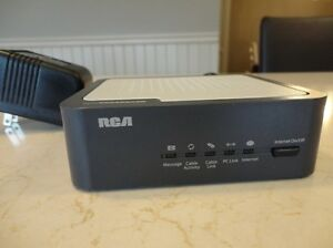 Thomson - RCA Digital Broadband DCM-425 Modem - Works Great Kitchener / Waterloo Kitchener Area image 2