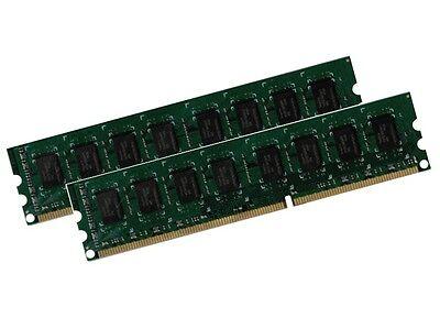2x 2GB 4GB RAM PC Speicher 1066 Mhz DDR3 PC3-8500U 240 pin DIMM Memory PC8500