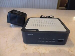 Thomson - RCA Digital Broadband DCM-425 Modem - Works Great