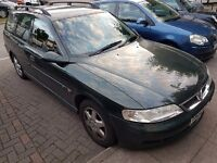 VAUXHALL VECTRA FOR QUICK SALE