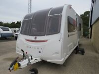 2017 BAILEY UNICORN CADIZ 4-BERTH * FIXED SINGLE BEDS * END WASHROOM & SEPERATE SHOWER * RC MOVER