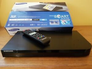 Samsung Smart 3D Blu-Ray Player