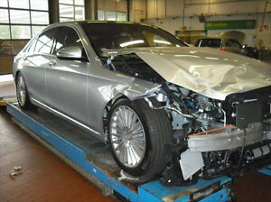 Pay cash for acident Mercedes-Benz &BMW .Year 2011 to 2017