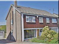 4 Bedroom semi-detached house in Bearsden for Rent in Iain Road