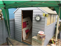 Shed, free to good home 6x4