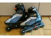 Men's uk size 11.5 inline skates