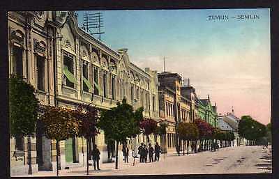 75553 AK Semlin Zemun Belgrad Serbien ca. 1915