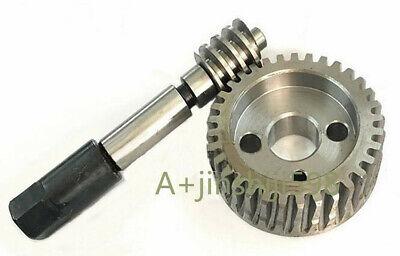 1set Milling Machine Parts Adjustable Worm Turbine Gear Bridgeport Replacement