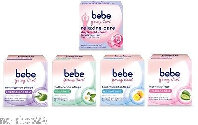 ((99,80 €/ L) 1.7OZ Bebe Young Care Moisturizing Care / Day & Night, Mixed Skin)