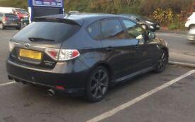 ALLOY WHEELS Subaru Impreza genuine full set, incl TYRES. alloys rims
