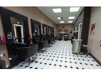 Hairdresser chair rental £20 - established salon Kirkintilloch town centre