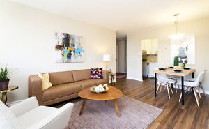 Upgraded apt for rent in excellent Centrepointe location!