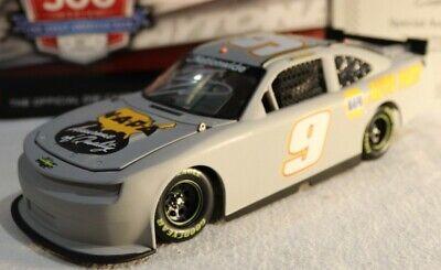 CHASE ELLIOTT #9 2014 NAPA TEST CAR AUTOGRAPHED 1 of 568 1/24 SCALE NASCAR