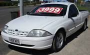 2001 Ford Falcon XLS Marlin Ute Lonsdale Morphett Vale Area Preview