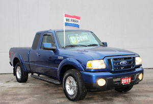 2011 Ford Ranger Sport ***LOW KM**