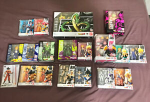 *UPDATED* - S.H. FIGUARTS DRAGON BALL FIGURES - TAMASHII NATIONS