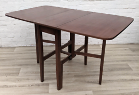 Vintage Gate Leg Dining Table (DELIVERY AVAILABLE)