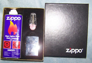 Zippo Lighter boxed in mint condtion