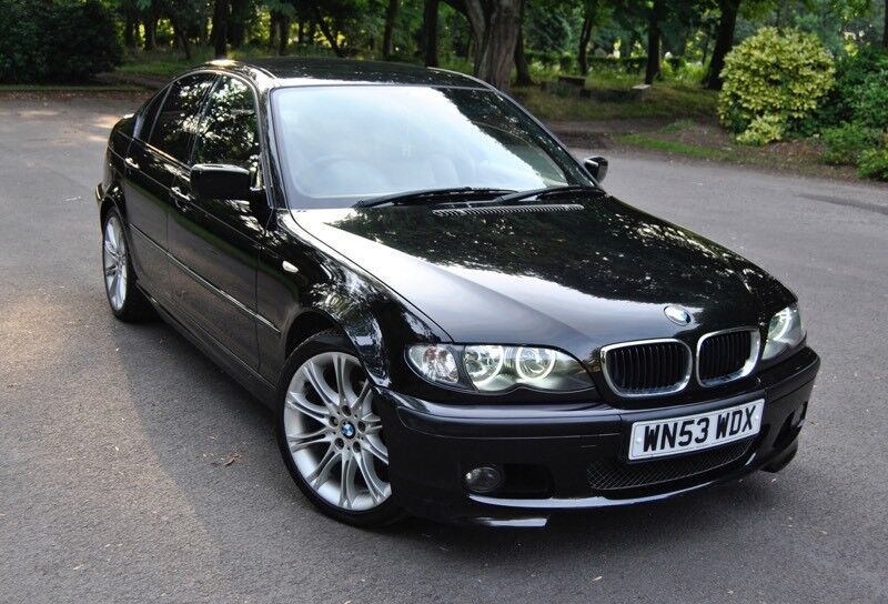 bmw 318i e46 m sport tan leather 81k in bury. Black Bedroom Furniture Sets. Home Design Ideas