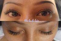 CLASSIC EYELASH EXTENSIONS - summer special