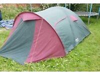 Outbound Cheetah 4 tent - 4 man tent