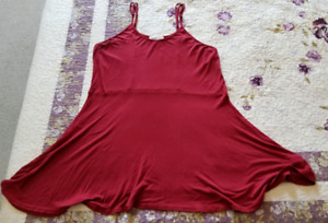 Red Cloud Chaser Dress