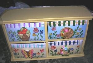 Trinket/ Jewelry boxes (new)