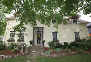 Character Home in the the Heart of Port Dalhousie