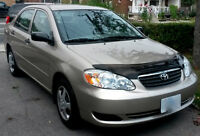 2005 Toyota Corolla LOW LOW 63000kms!