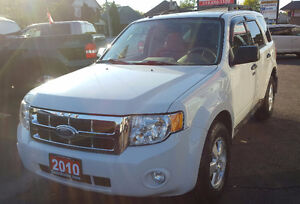 2010 Ford Escape XLT SUV, Crossover 2 YRS WAR BRAND TIRES & BRAK