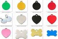 Gravure sur place médaille, Médaille chien/chat à partir de 5.95