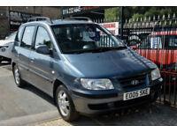 Hyundai Matrix 1.8 CDX 2005