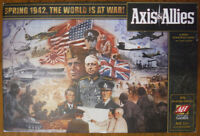 Axis & Allies Spring 1942 Board Game