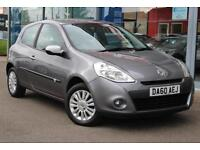 2010 RENAULT CLIO 1.2 16V I Music ALLOYS and AIR CON