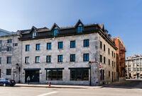 Vieux Montréal - Appartement atypique de 2320 pc