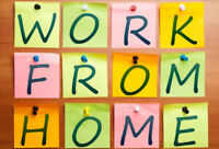 Work from home - referral marketing