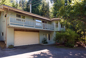 Bowen Island Custom Designed 2-Storey Home 1229 Adams Road