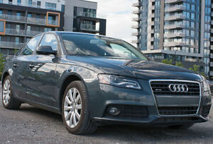 2010 Audi A4 2.0T PREMIUM 4DR ALL-WHEEL DRIVE QUATTRO SEDAN