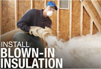 ATTIC INSULATION SPECIALISTS - SAVE ON HEATING BILLS!