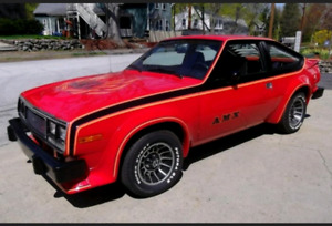 Wanted: 1979 or 1980 Amx