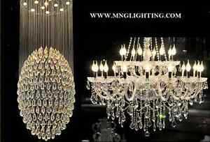 MODERN CRYSTAL CHANDELIERS - BEST PRICES!