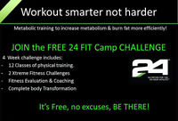 24Fit Kamloops Bootcamp