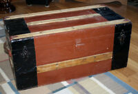 Early Antique/Late Vintage Chest or Trunk