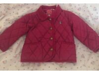 JOULES jacket 9-12months £10